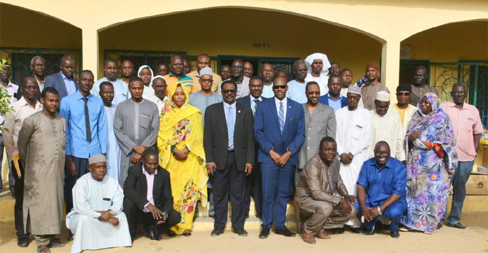 Le Tchad valide sa carte sanitaire 2019-2023